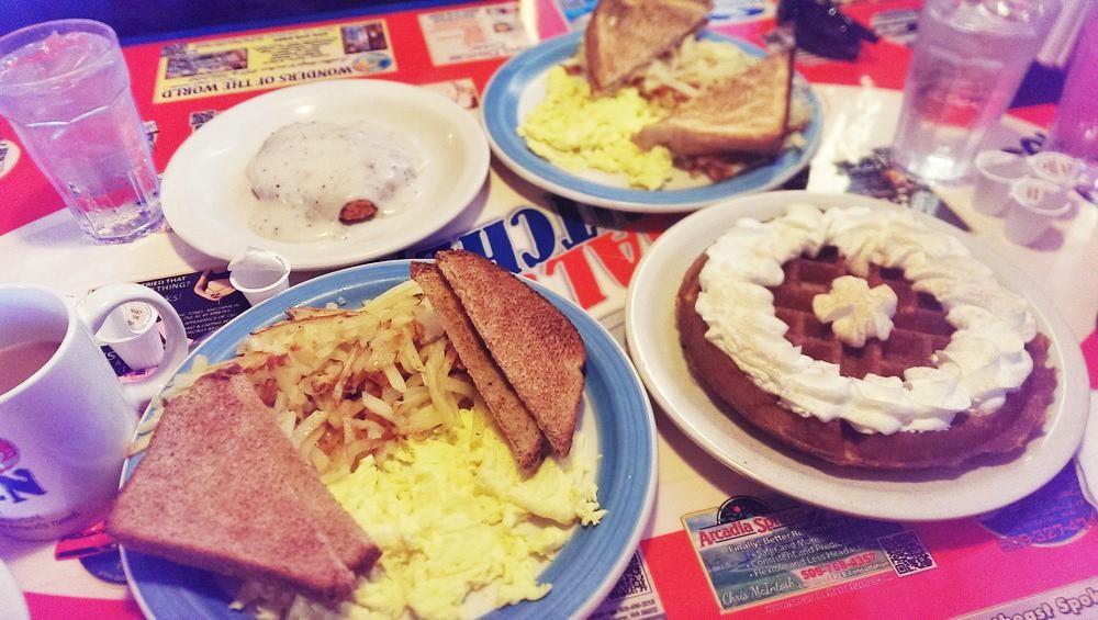 Best Breakfast in Spokane